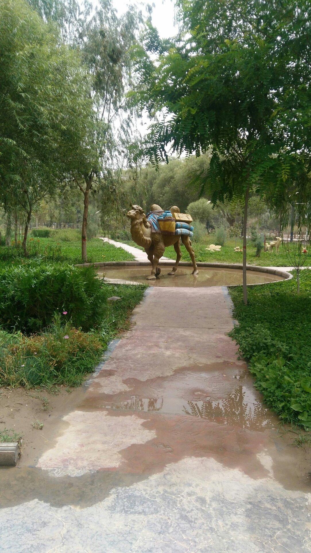 新疆维吾尔自治区和田地区洛浦县加瓦路靠近塔盘村天气预报