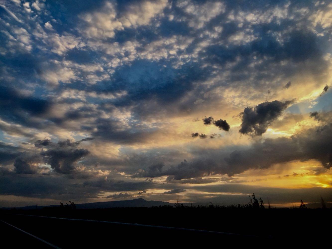 巴音郭楞蒙古自治州焉耆回族自治县G3012吐伊高速天气预报