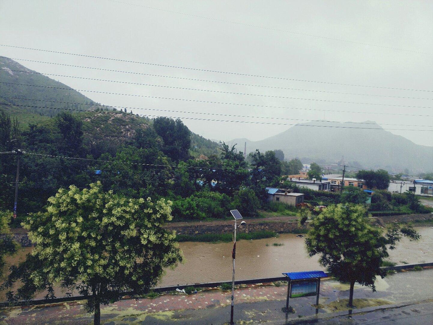 辽宁省葫芦岛市南票区306省道靠近河东天气预报