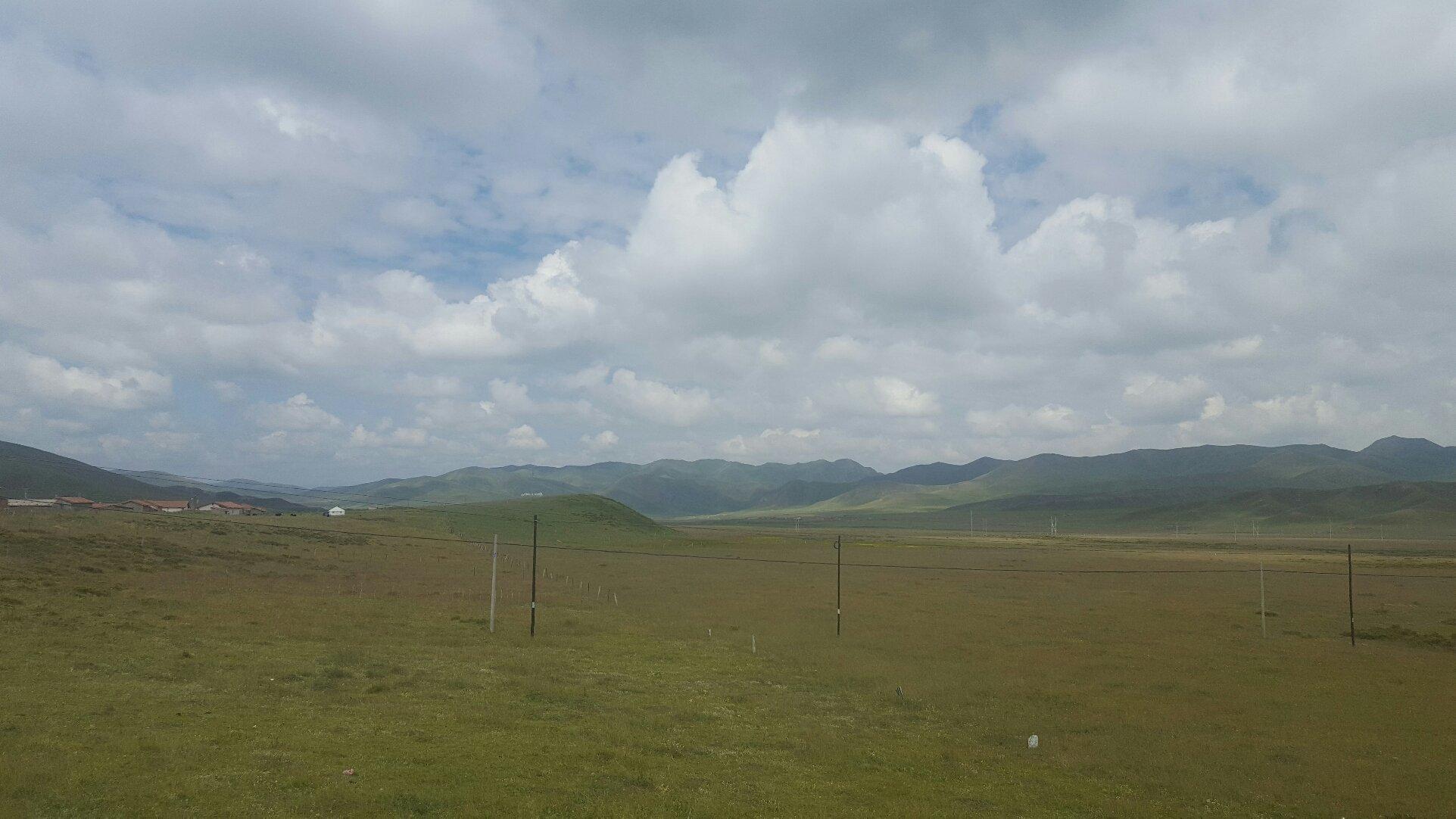 甘肃省甘南藏族自治州碌曲县213国道靠近多喀尕秀天气预报