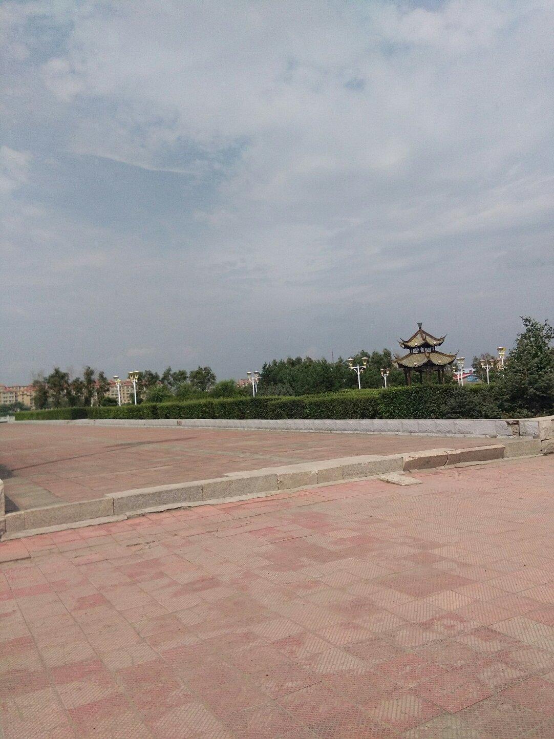 黑龙江省齐齐哈尔市克山县南环路3段靠近克山县公安局天气预报