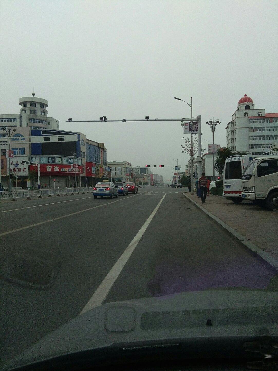 黑龙江省齐齐哈尔市克山县北大街1段靠近克山县中医院天气预报