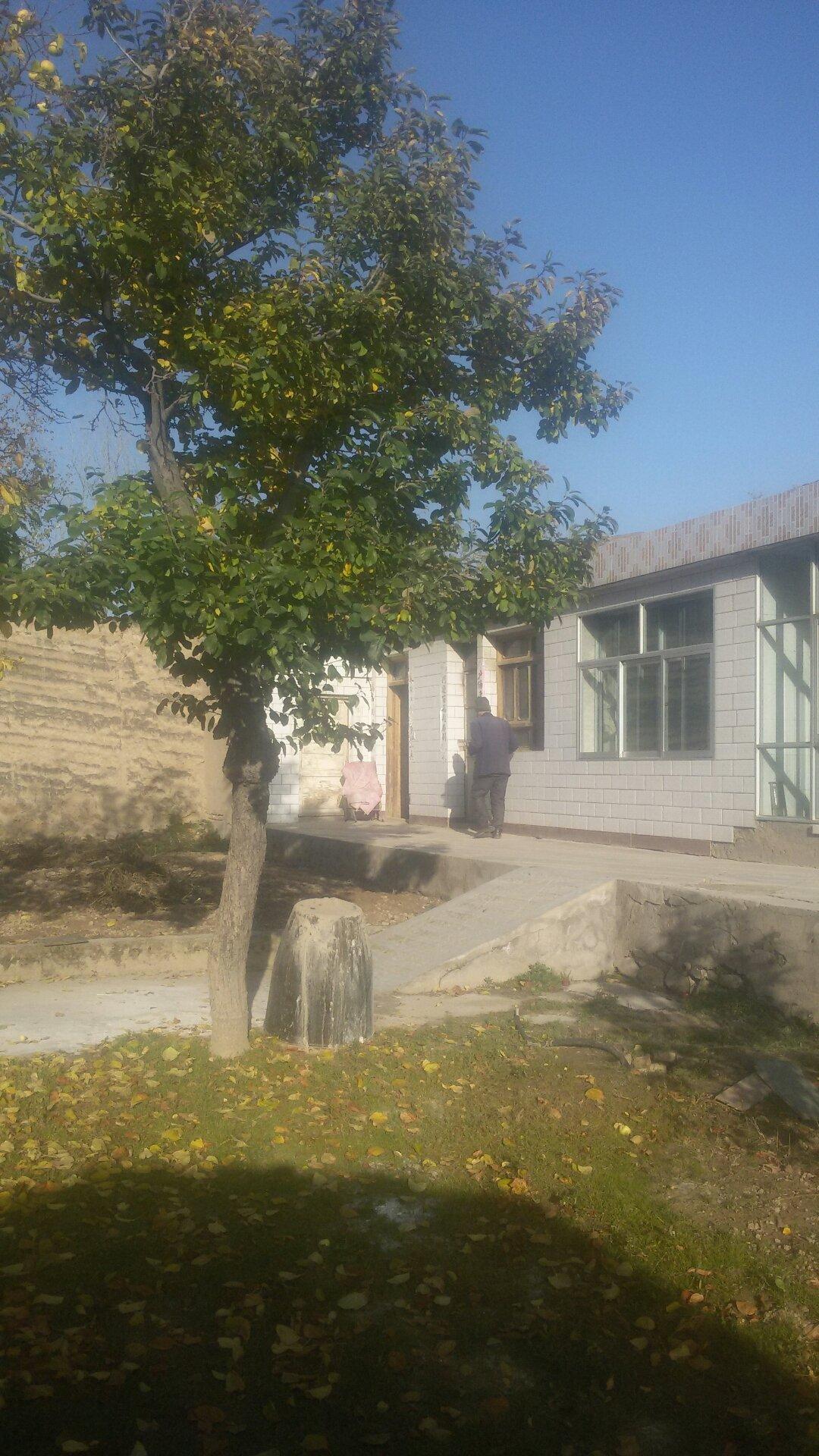 青海省西宁市湟中县三景段靠近万家坪村村委会图片