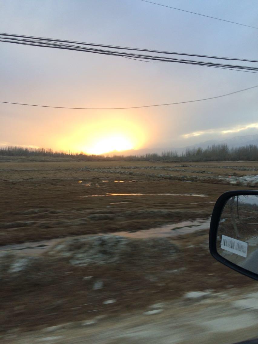 和田地区策勒县天气预报