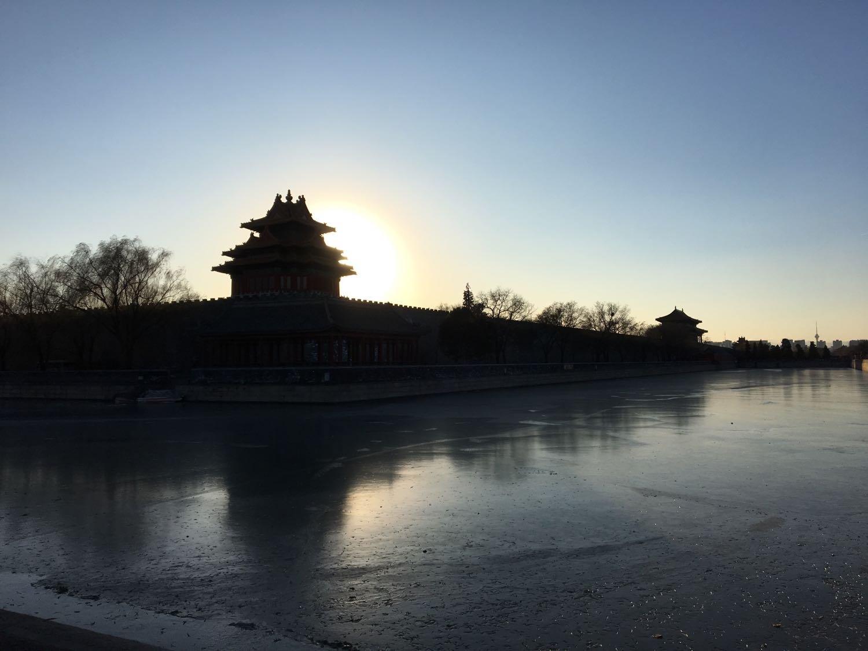 北京市东城区景山前街天气预报