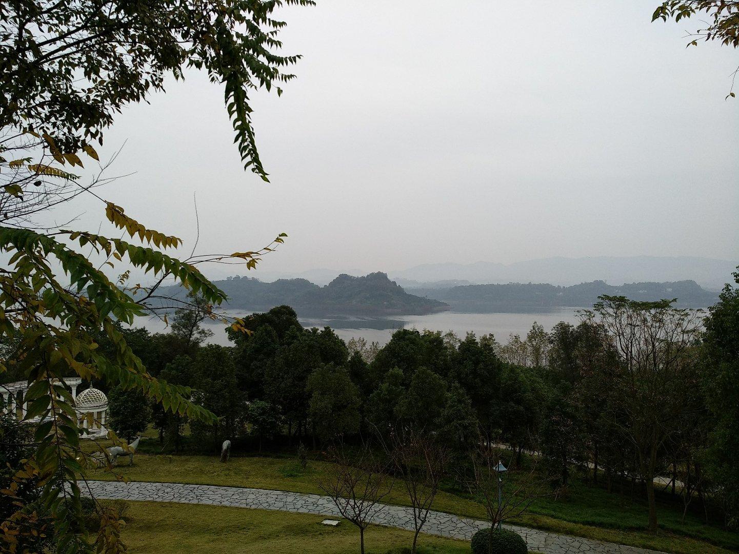 重庆市长寿区长寿湖镇407省道天气预报