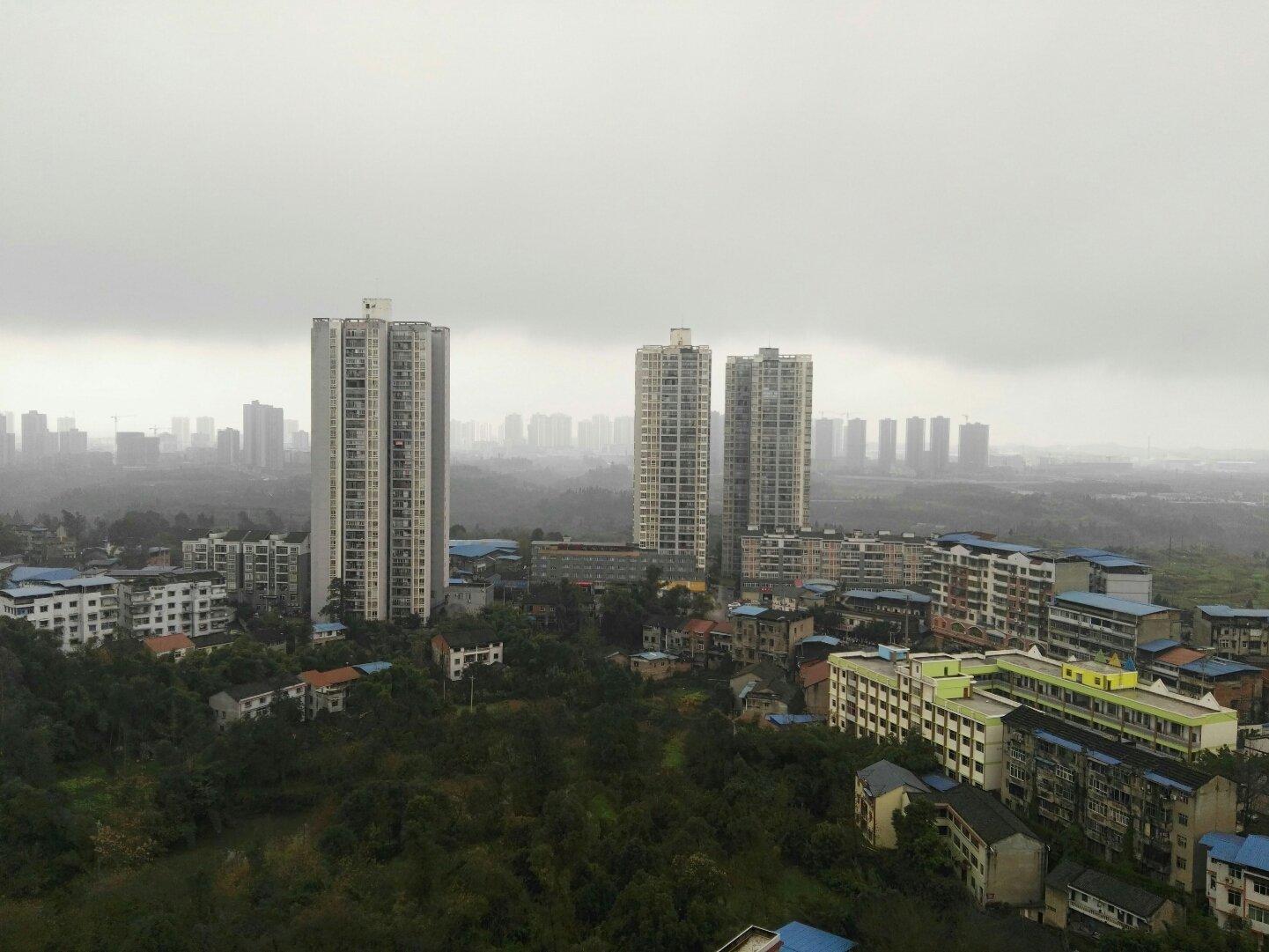 重庆市潼南区创意大道靠近雅居画廊(豆芽湾社区卫生服务站西)天气预报