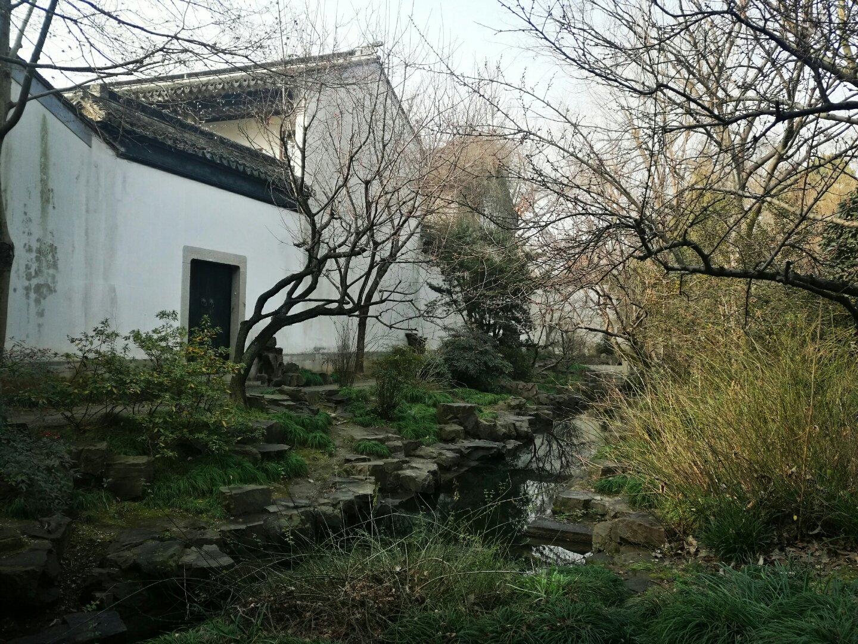 江苏省苏州市姑苏区半边街靠近留园天气预报