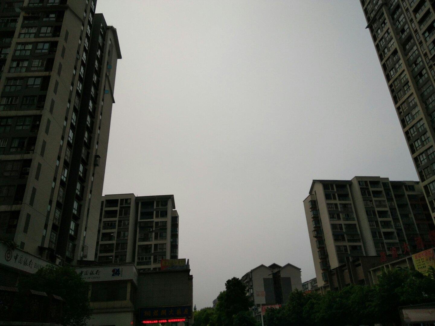 重庆市长寿区育才路靠近中银富登村镇银行天气预报