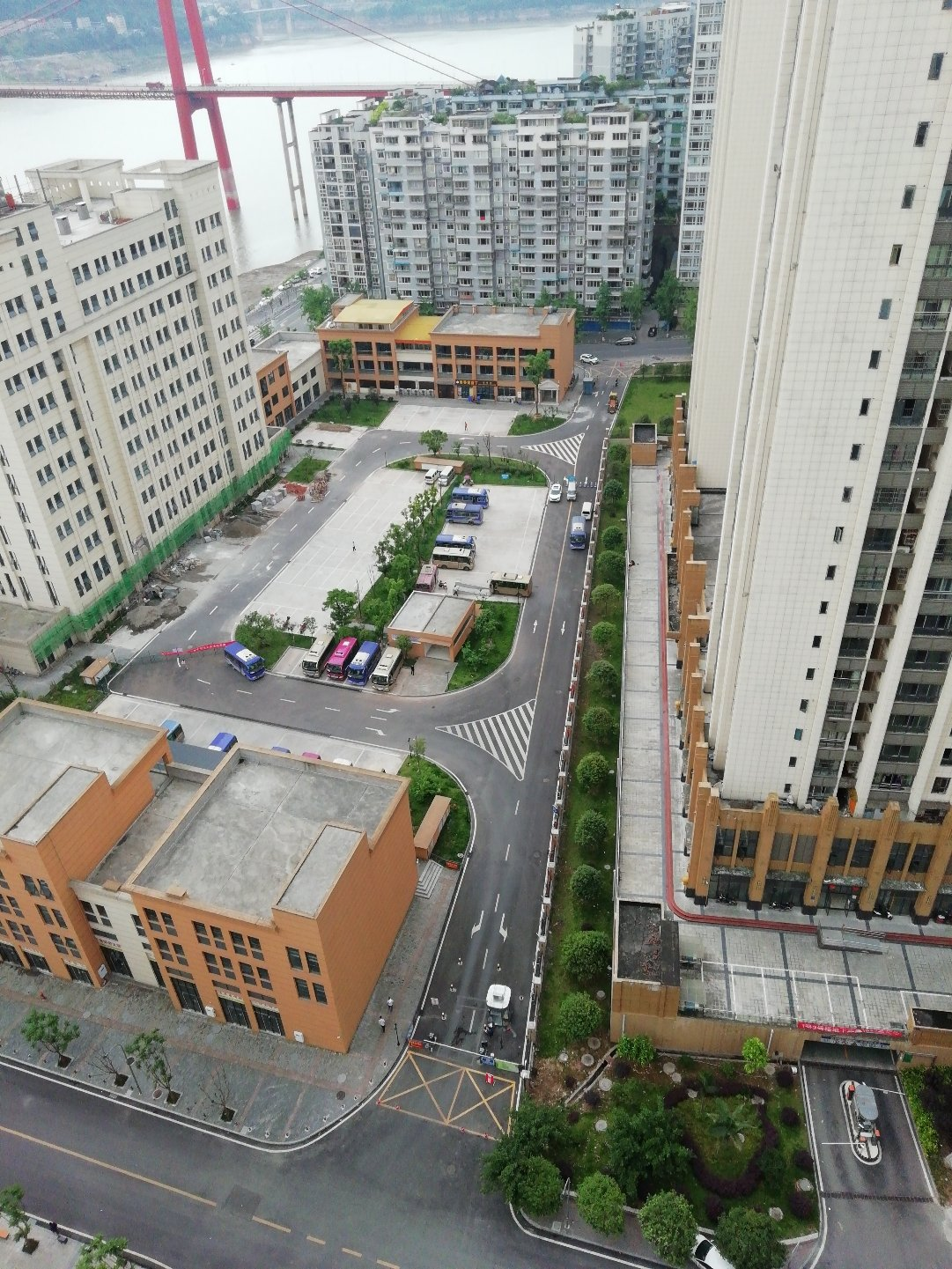 重庆市忠县滨江路靠近海新大酒店天气预报