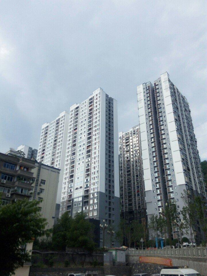 重庆市城口县南大街靠近城口县图书馆天气预报