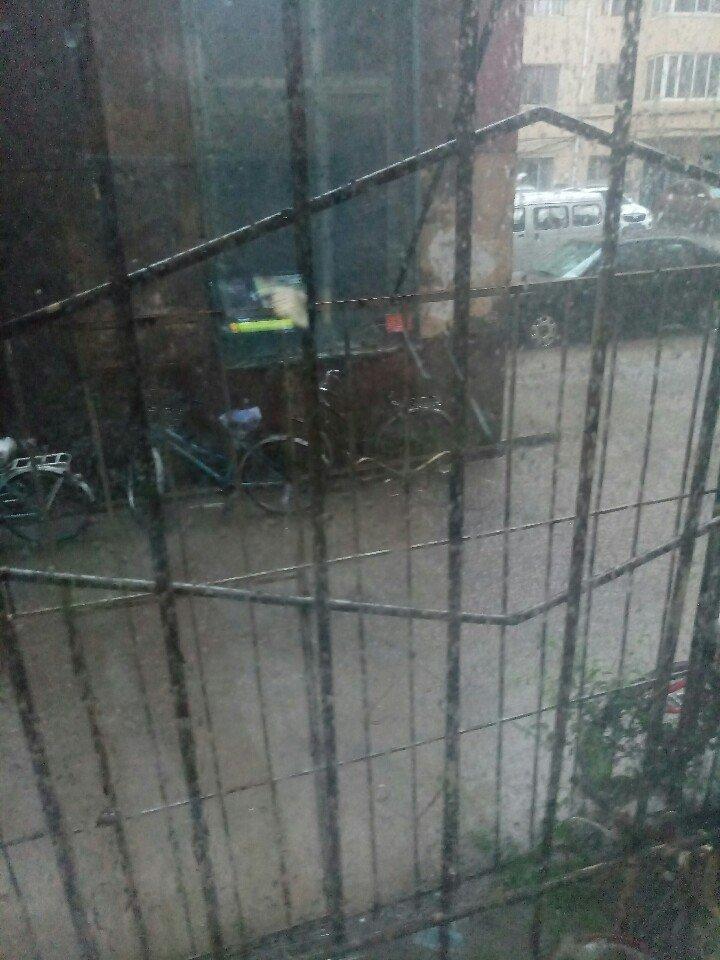 黑龙江省牡丹江市西安区南市街靠近牡丹江市第四中学天气预报