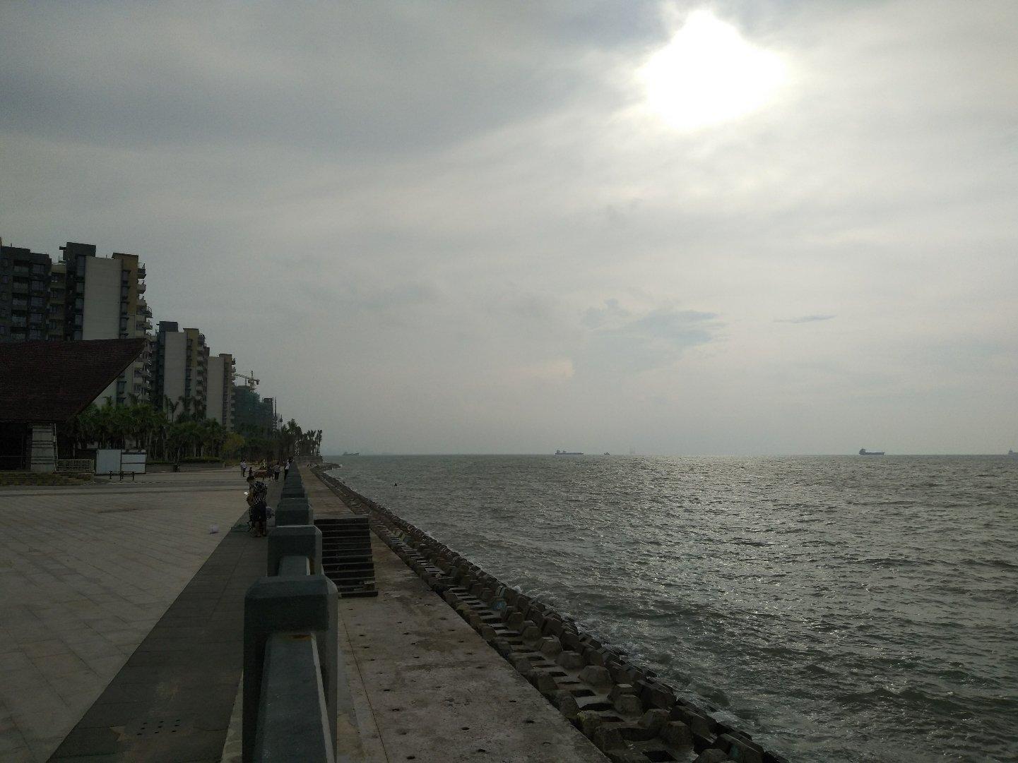 海南省海口市美兰区新埠街道白沙门港天气预报