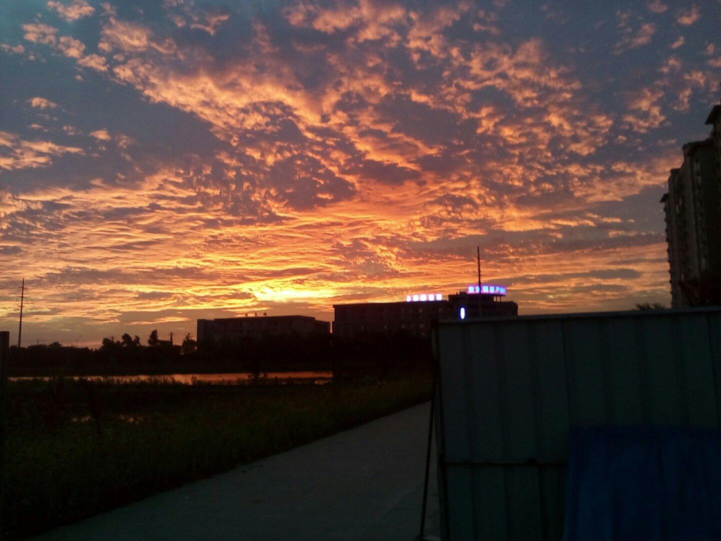 江苏省常州市溧阳市长江西路靠近戴埠中心小学天气预报