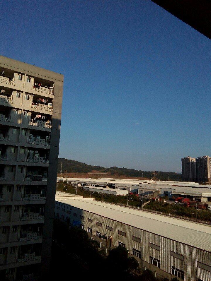 重庆市九龙坡区金凤镇凤笙路金凤电子信息产业园1期天气预报