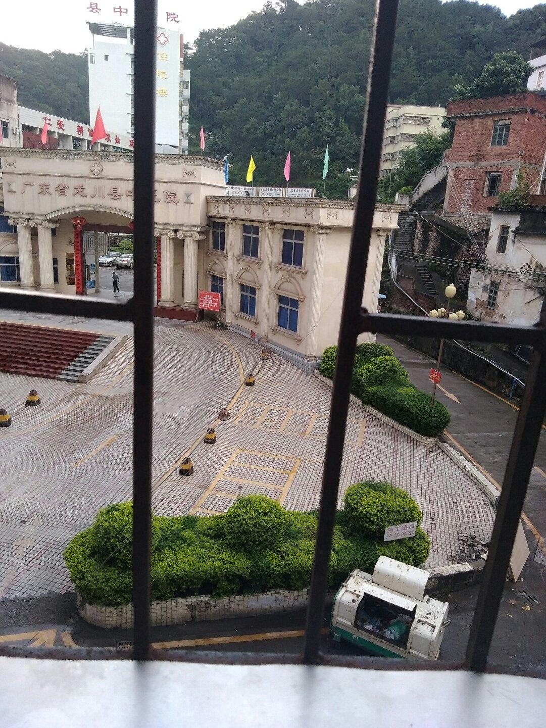 广东省河源市龙川县石角头路靠近广东省龙川县中医院天气预报