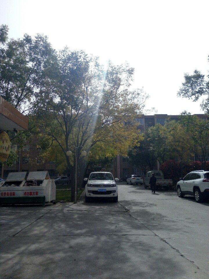甘肃省白银市景泰县人民路靠近中国农业银行(景泰支行营业室)天气预报