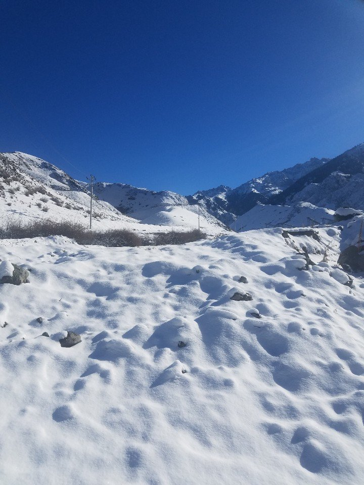 新疆维吾尔自治区昌吉回族自治州阜康市靠近三岔子沟天气预报