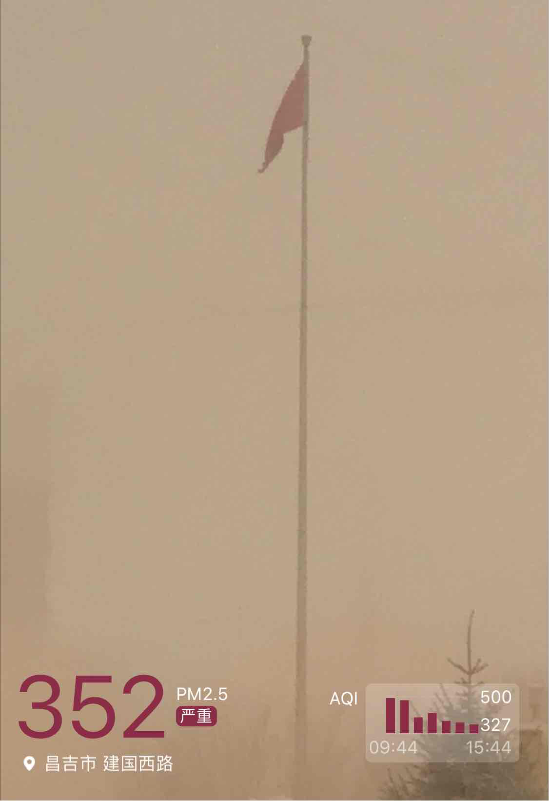 昌吉市天气预报