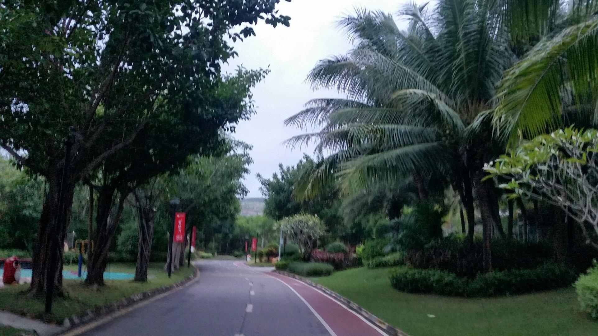海南省陵水黎族自治县靠近陵水海韵檀风度假酒店天气预报