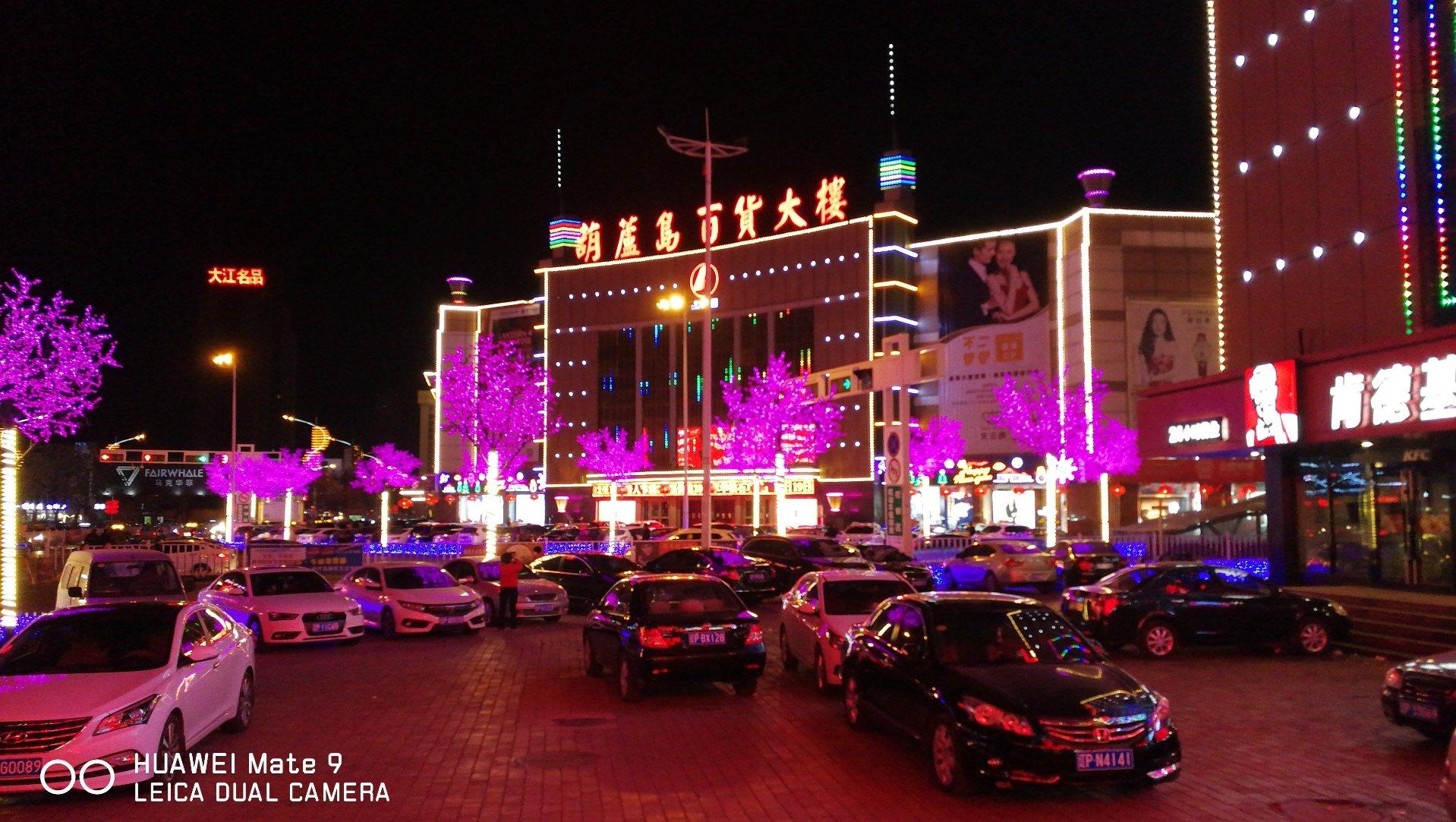 辽宁省葫芦岛市连山区化机路靠近芳萃园天气预报
