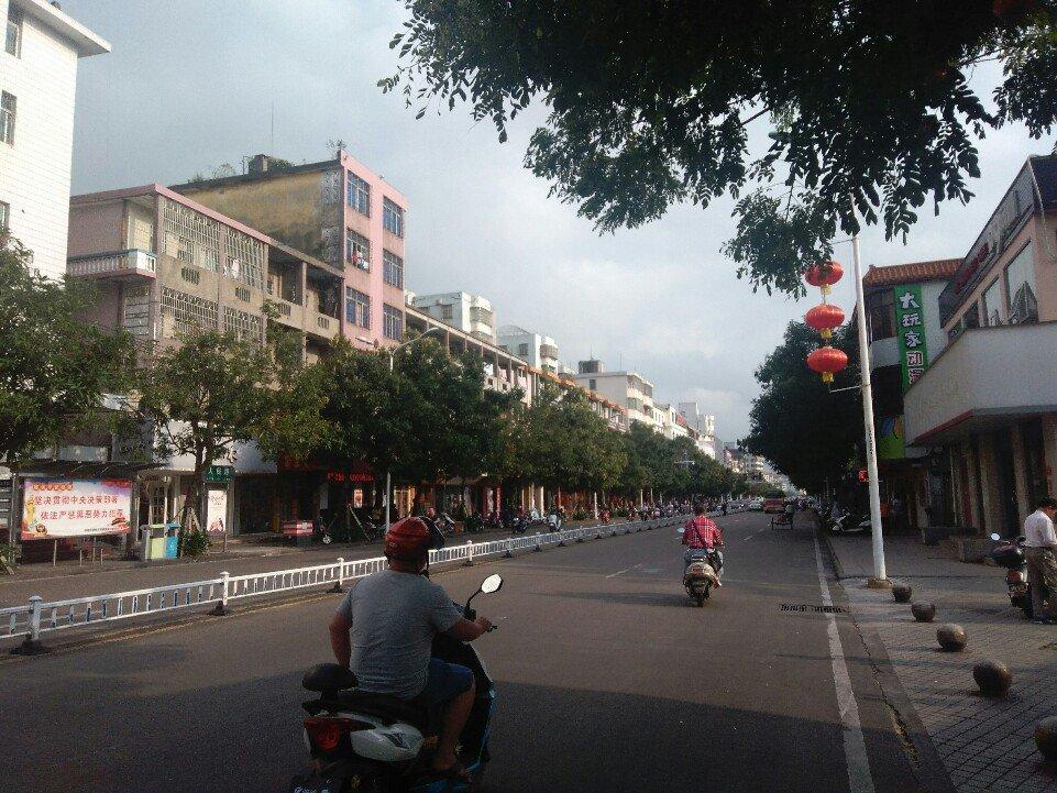 海南省琼海市嘉积镇前进街天气预报
