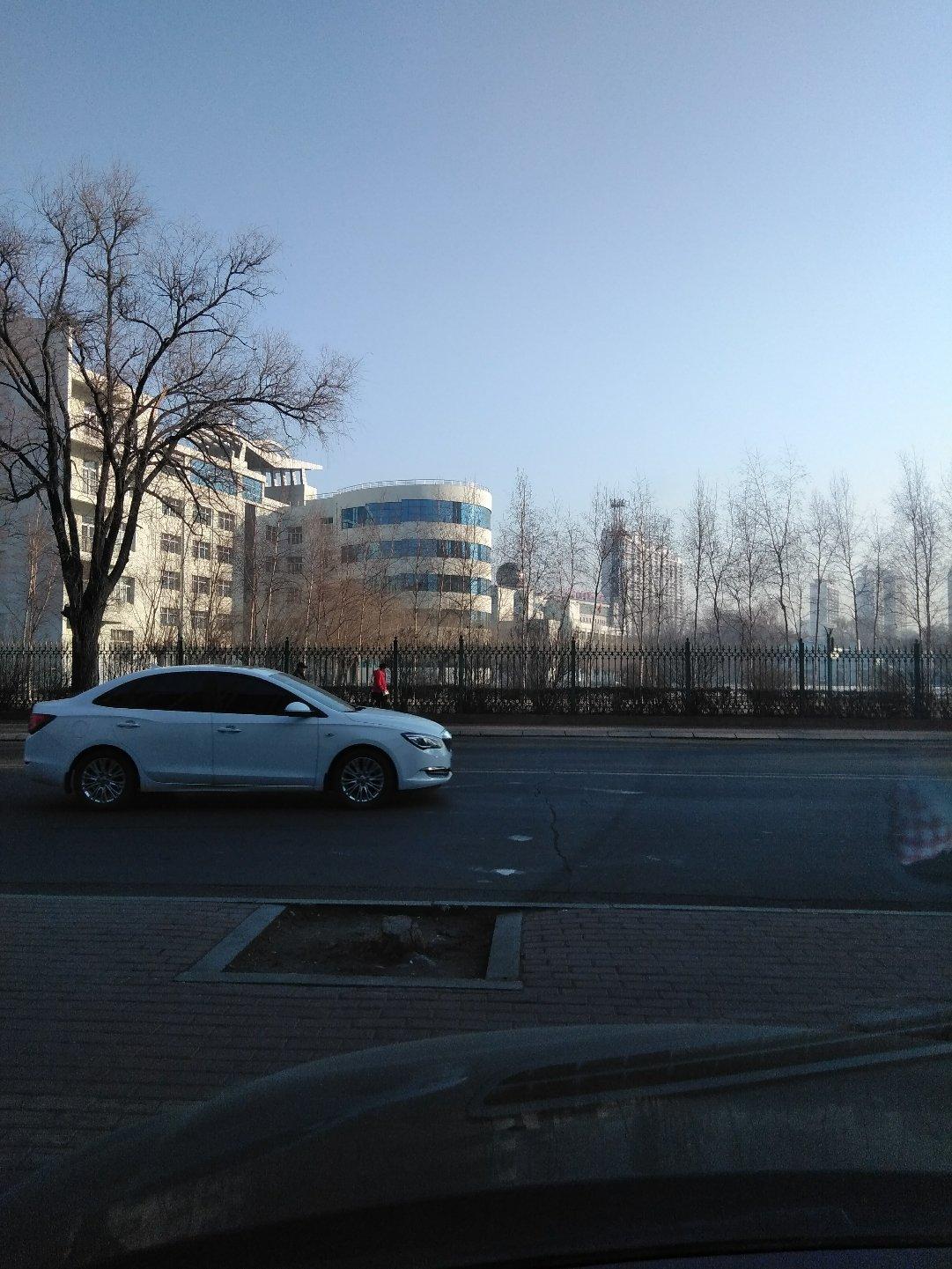 黑龙江省佳木斯市向阳区站前路靠近佳木斯一中第二校区天气预报