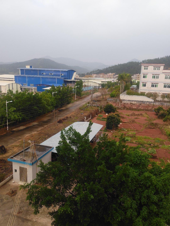 广东省河源市龙川县205国道靠近宝龙工业园天气预报