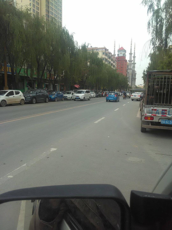 甘肃省临夏回族自治州广河县西街靠近广河第一中学天气预报