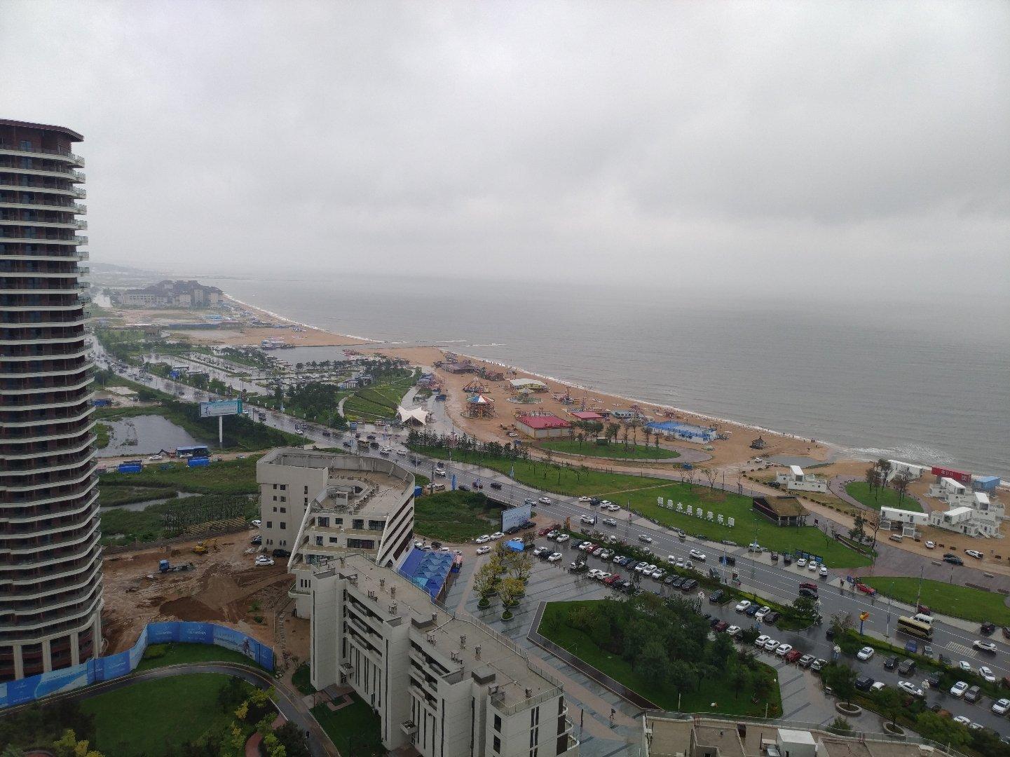 辽宁省葫芦岛市绥中县滨海大道57号靠近白金海MOMA天气预报