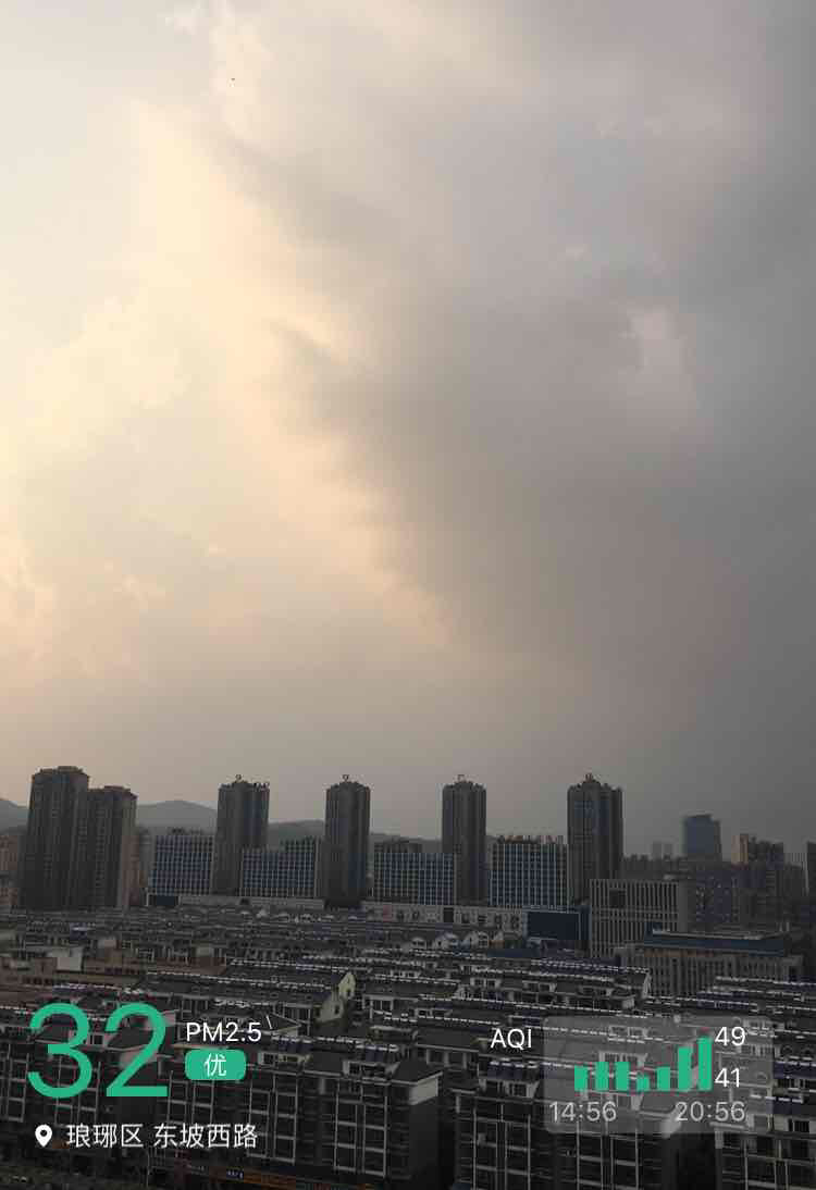 琅琊区天气预报