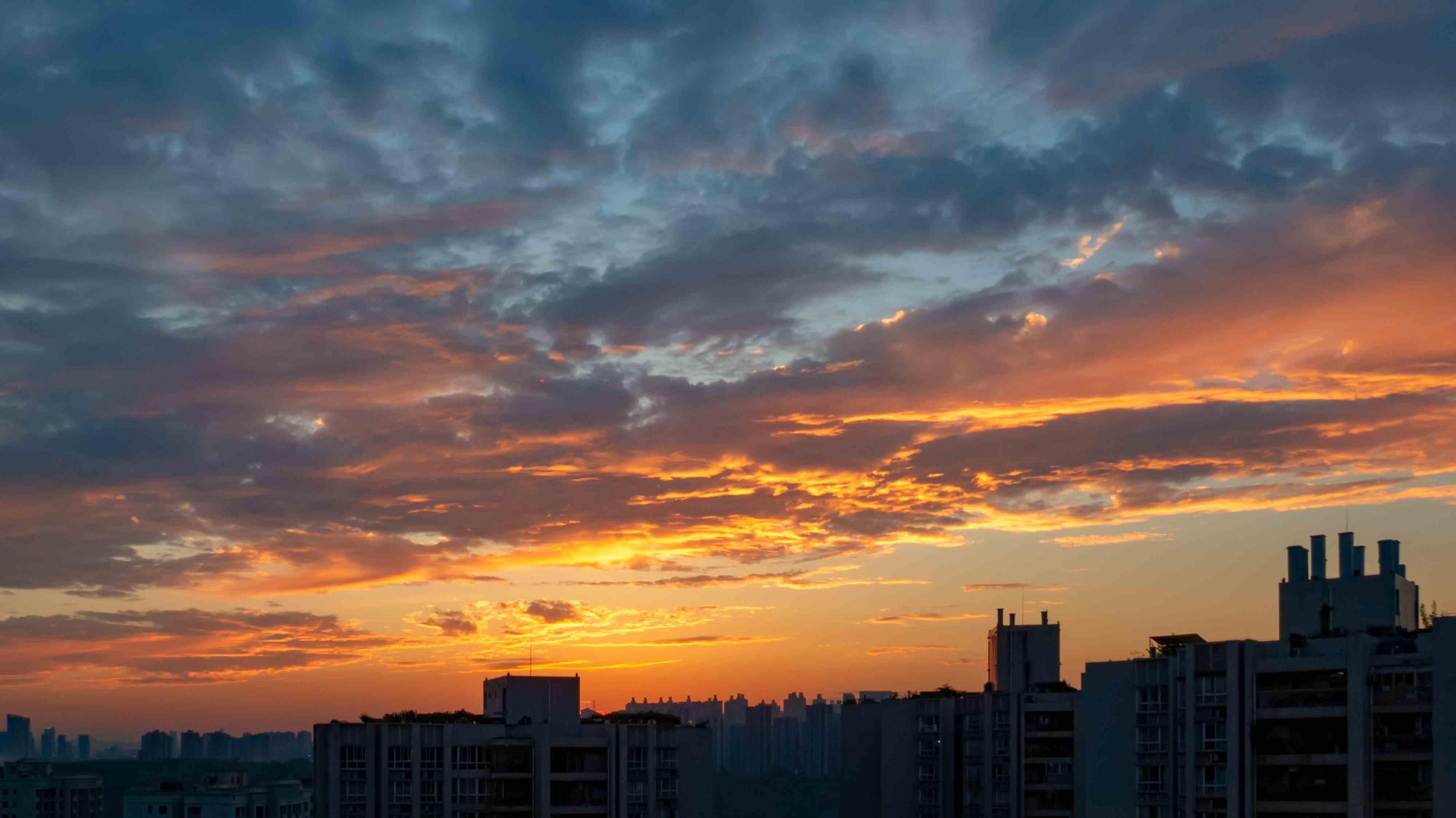 重庆市江北区天气预报