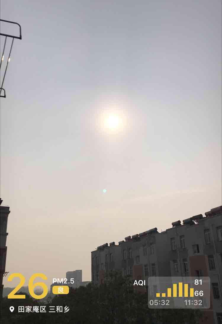 田家庵区天气预报