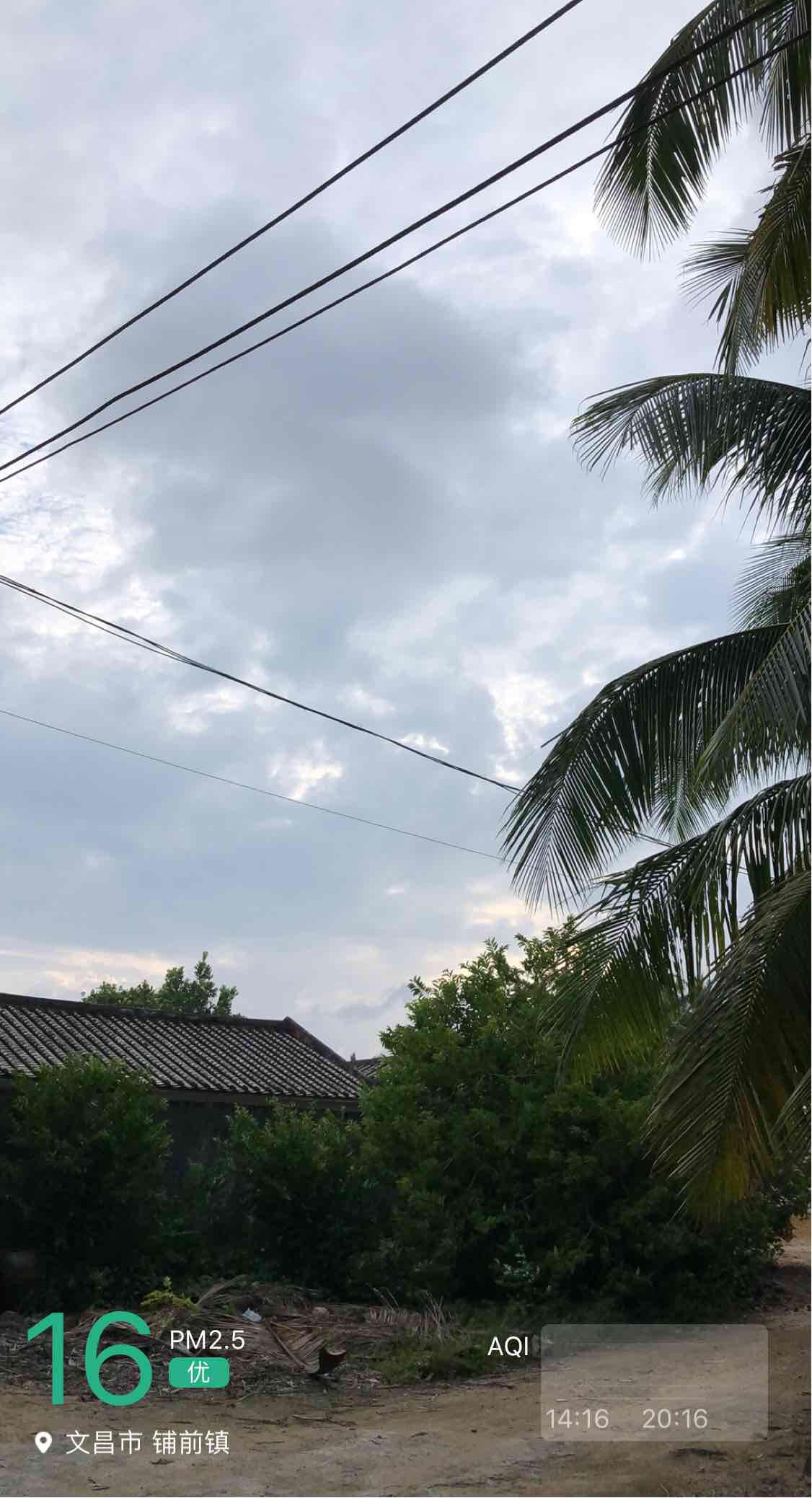 文昌市天气预报