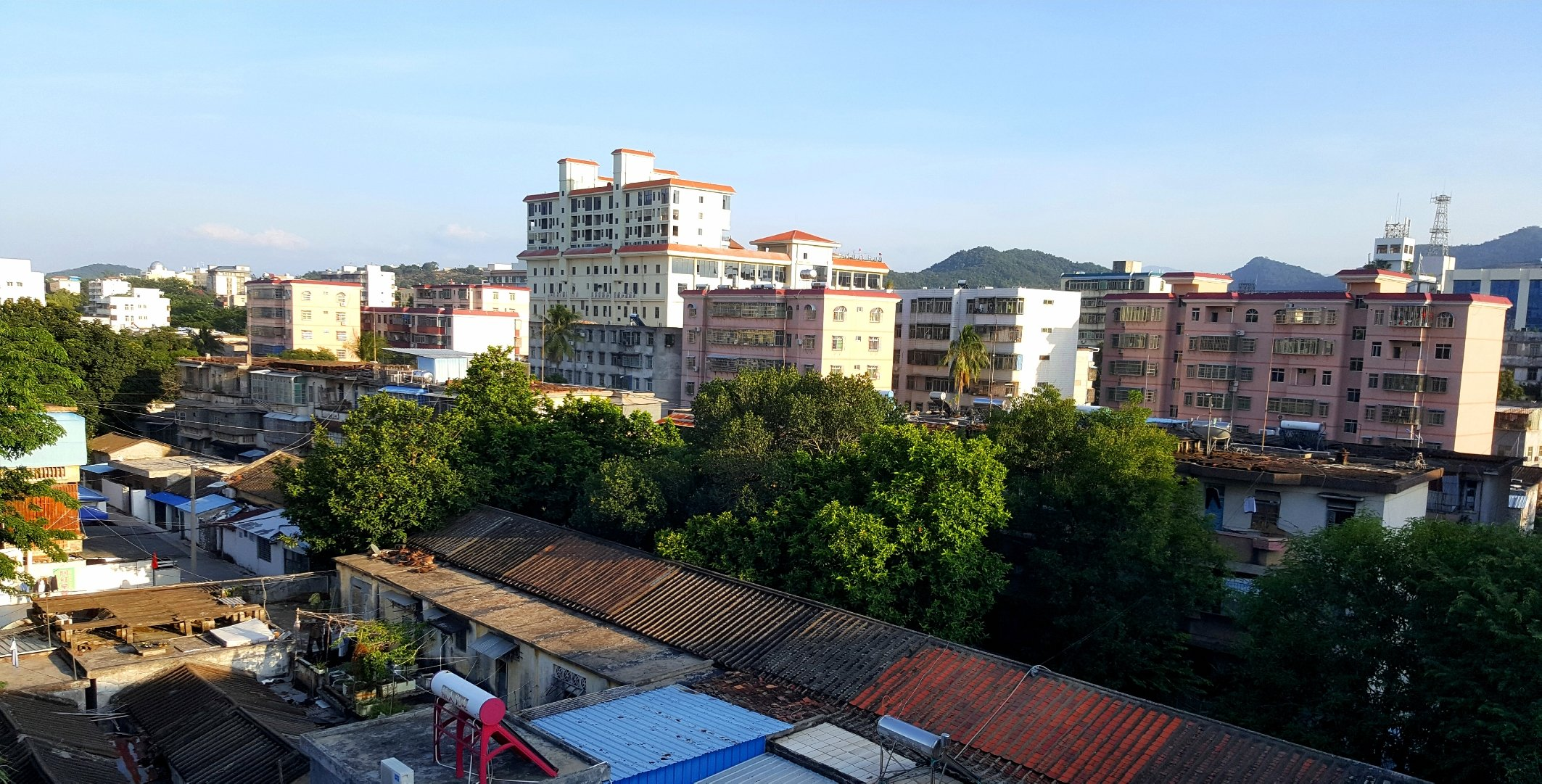 海南省昌江黎族自治县万福路矿区机械厂宿舍天气预报